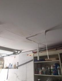 Pipe Break/Flood/Water Damage/Mold Spreading to Upper Floors in White Plains, NY (1)
