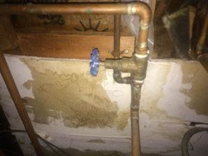 Burst Pipes, Roof Leak, Mold Removal Orange, CT (2)