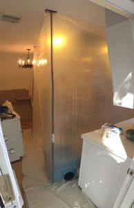 Greenwich, CT Mold Remediation & Rebuild (2)