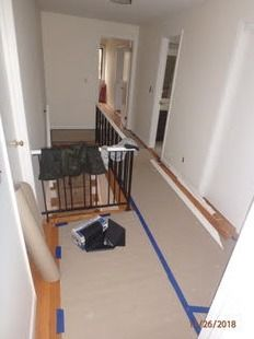 Pipe Break/Flood/ Water Damage/ Drying in Progress in Simsbury, CT (2)