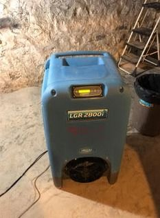 Puffback/Fire/Smoke/Soot Damage/Post Cleaning/Odor and Contaminate Control with HEPA Filtered Scrubber in Fairfield, CT (2)