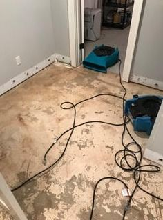 Pipe Break/Water Damage/Drying/Mold Prevention in New Canaan, CT (2)