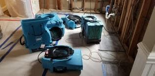 Water Damage/Flood/Pipe Burst/Drying in Progress in Norwalk, CT (2)
