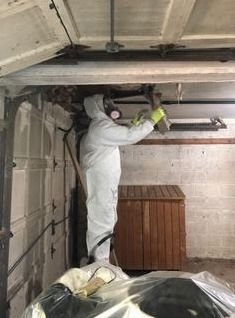 Pipe Break/Flood/Water Damage/Mold Spreading to Upper Floors in White Plains, NY (3)