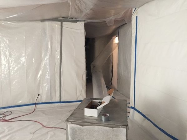 Asbestos Mitigation in Southbury, CT (3)