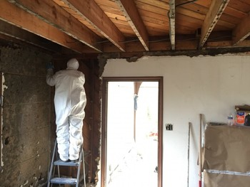 Water Damage and Demolition Work Old Greenwich, CT