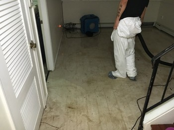 Water Damage in Danbury, CT