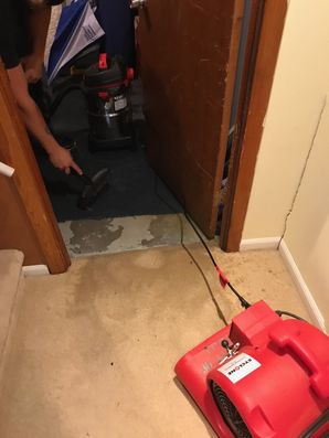 Mold Removal in Fairfield CT after Water Damage from Burst Pipes (3)