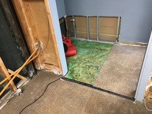 Water Damage Clean Up in Fairfield CT from Burst Pipes (4)