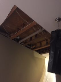 Water Damage from Burst Pipes in Pound Ridge NY (3)