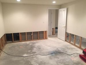Mold Removal & Water Damage Restoration from Flooded Basement in Oxford, CT (5)