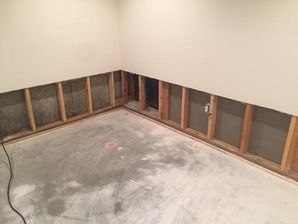 Mold Removal & Water Damage Restoration from Flooded Basement in Oxford, CT (7)