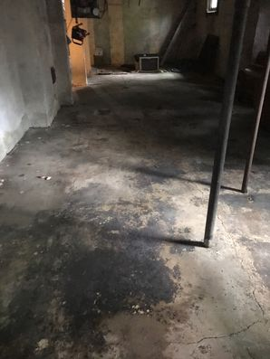 Flooded Basement - Water Damage Restoration Branford CT (1)