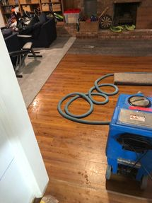 Mold Removal & Water Damage Restoration after Burst Pipes caused Basement Flood in Trumbull, CT (8)