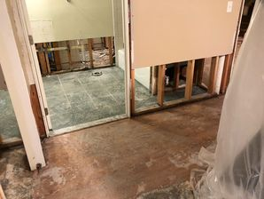 Water Damage Restoration after Basement Flooded in Riverside, CT (3)