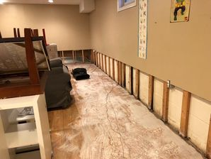 Water Damage Restoration after Basement Flooded in Riverside, CT (4)