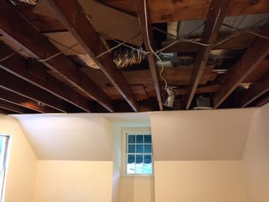 Water Damage, Flooded Basement, Mold Removal Trumbull CT (2)