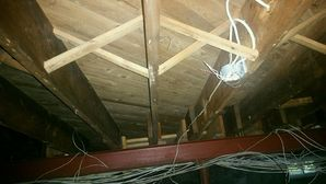 Mold Removal after Basement Flood from Burst Pipe in Chappaqua NY (3)