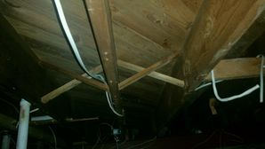 Mold Removal after Basement Flood from Burst Pipe in Chappaqua NY (4)