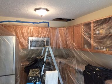 Water Damage Repair from Burst Pipes in Peekskill NY (6)