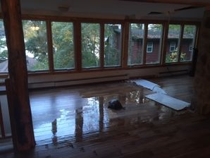 Mold Removal & Water Damage Restoration from Burst Pipes in New Fairfield CT (4)