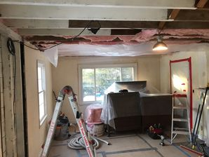 Mold Removal after Water Damage from Burst Pipes in Willimantic CT (1)