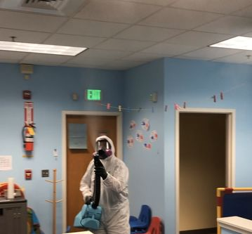 Disinfection Services - Biohazard Clean-Up in Branford, CT (1)