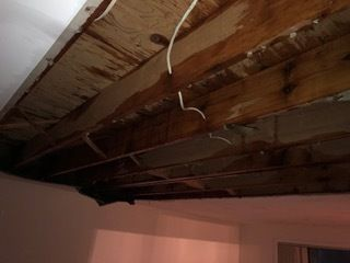 Pipe Break/Water Damage/Flood Damage in Stamford, CT (2)