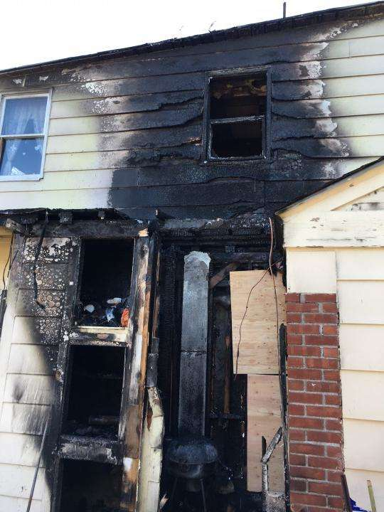 Fire Damage in Katonah, NY by Go Green Restoration