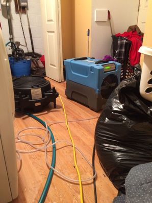 Water Damage Repair from Burst Pipes in Putnam Valley, NY (4)