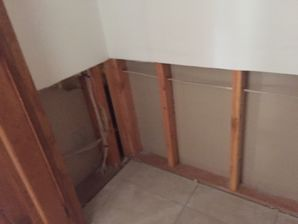 Water Damage from Flooded Basement Woodbury CT (3)