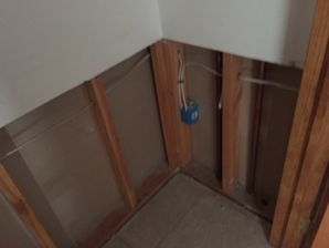 Water Damage from Flooded Basement Woodbury CT (4)