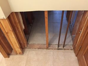 Water Damage from Flooded Basement Woodbury CT (8)