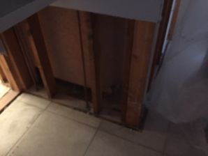 Water Damage from Flooded Basement Woodbury CT (10)