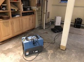 Mold Removal in Weston, CT (2)