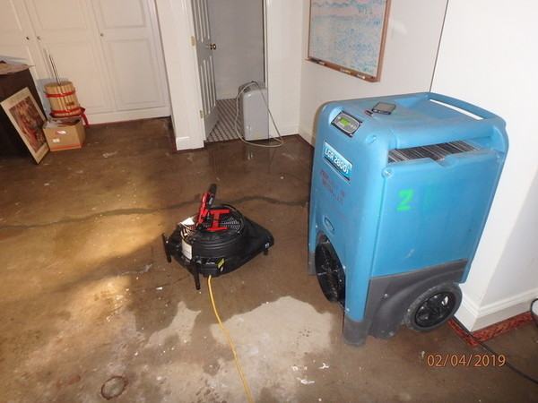 Water Damage Restoration in Ridgefield, CT (3)