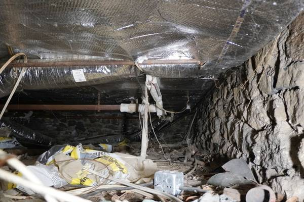 Harrison, NY Asbestos Removal & Crawl Space Cleanup (1)