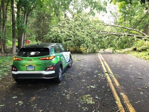 Storm Damage in Westport, CT (1)