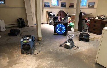 Water Damage restoration in Westport, CT (2)