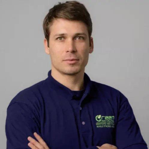 Green Restoration Gene Smirnov